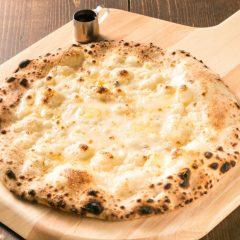クアトロフォルマッジ(4種のチーズ)