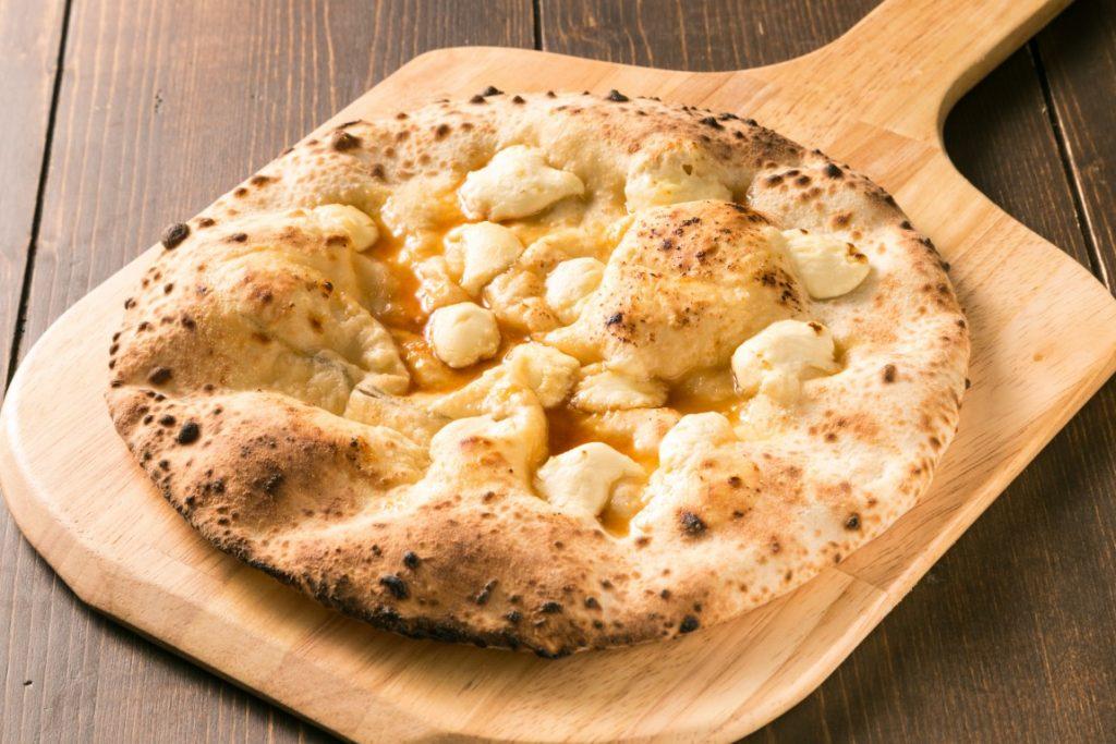 PIZZA_クリームチーズ